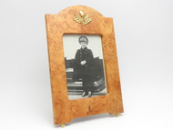 Alexei Heir to the Russian Throne Burlwood Frame