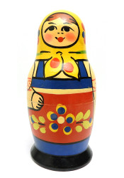 Zagorsk (Загорск) Matryoshka 6pcs