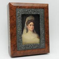 Tsaritsa Alexandra Keepsake Box