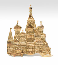 St. Basil's Cathedral Pin
