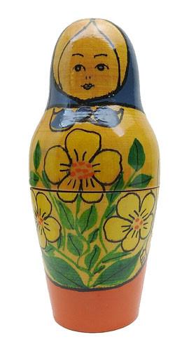 Matryoshka Doll from Argentina