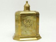 Russian Imperial Eagle Tobacco Canister  - IRAA