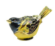 Baltimore Oriole Jewelry Box