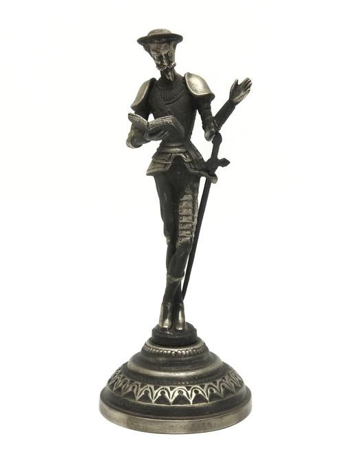 Don  Quixote Kasli Iron Figure