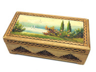 Early/Mid 20th Century Vologda Box