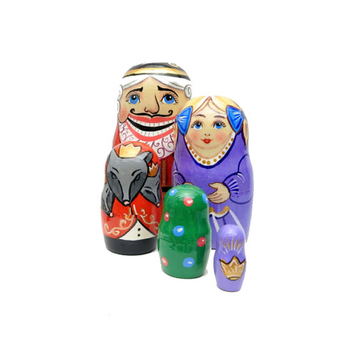 The Nutcracker Matryoshka