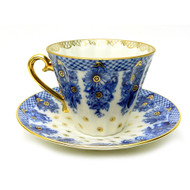Bridesmaid Teacup and Saucer [USSR]