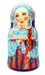 Tsarevna by Guzeva