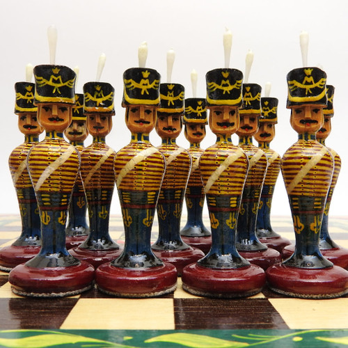 24 Hand Painted Soldiers