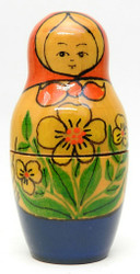 Matryoshka Doll from Argentina