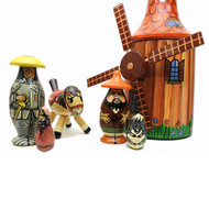 Don Quixote Nesting Toy Set