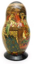 Tsar Saltan Bilibin Artistic Matryoshka