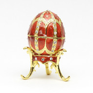 "Mini Ruby Egg Box [2½""]"