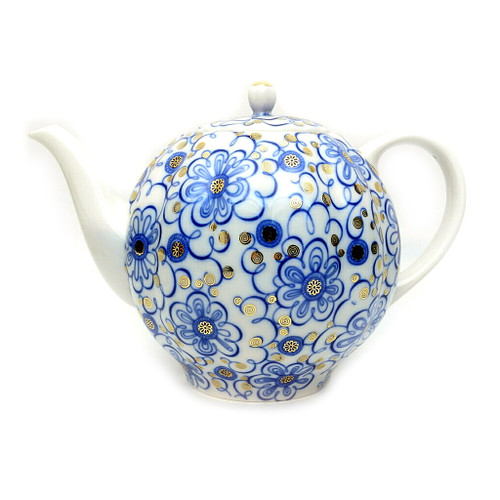 Winding Twig Large 9-cup Teapot