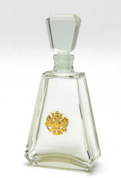 Russian Crystal Perfume Bottle