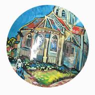 Church in Auvers [Van Gogh]