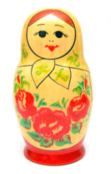 Vyatka 10 pc Matryoshka Nesting Doll