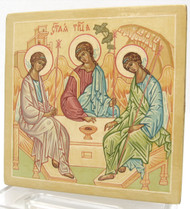 Old Testament Holy Trinity [Rublev]