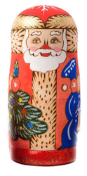 Santa Matryoshka Doll from Russia