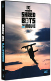 Shred Bots snowboard DVD