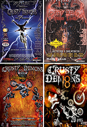 Crusty Mega Pack DVDs
