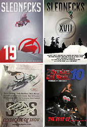 Slednecks DVDs Value Pack