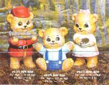 Baby Bear  Mold