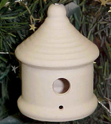 Bird House Ornament SB702