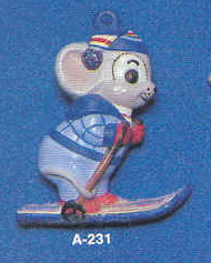 A-231 Sking Mouse