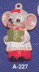 A-227 Choir Girl Mouse
