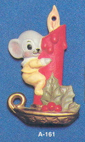 A-161 Mouse on Candlestick