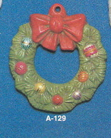 A-129 Christmas Wreath