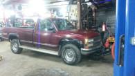 1993 Chevy Silverado 2500