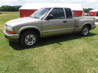 2000 Chevy S10 Step Side