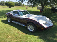 1976 Chevy Corvette Limited Ed