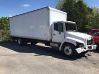 2019 Hino 268 Box Truck