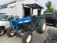New Holland Turbo 4630