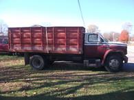 1977 Chevy C60 Dump Truck
