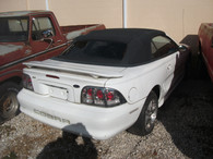 1998 Ford Mustang Cobra SVT**