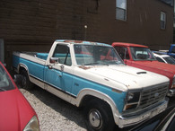 1984 Ford Pickup