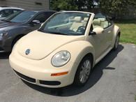 2008 Volkswagen Bug Convertible