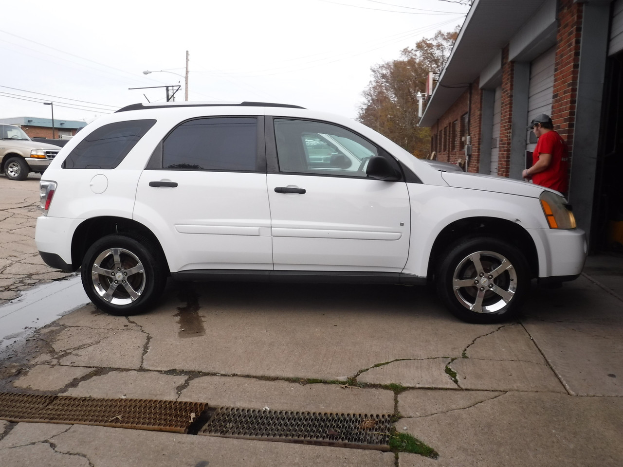 2006 Chevy Equinox Ls Sharp Loaded Mpg Family Suv