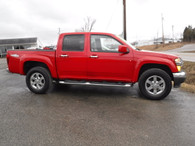 2010 Chevy Colorado Z71  Sharp Loaded 4x4 Crew Cab Truck!