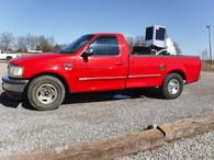 1997 Ford F150 XLT 4x4 Regular Cab Diesel Truck !!