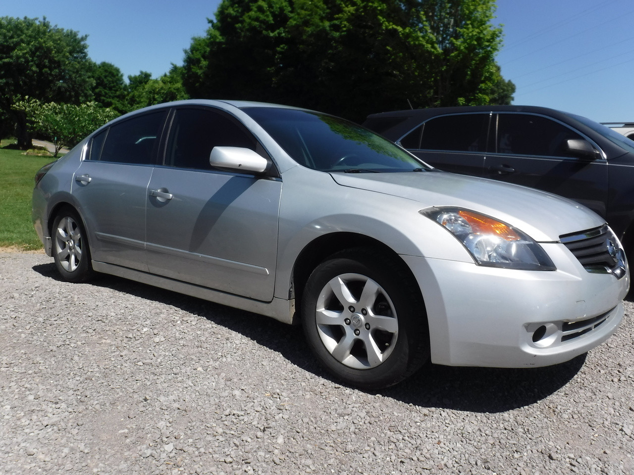 Youngs Auto Sales >> 2007 Nissan Altima 2.5SL ( Navigation System)