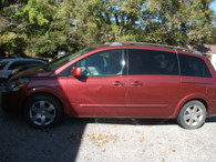 2004 Nissan Quest  3.5SE  ( Roomy Family Van )