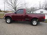 1997 Ford F150 Step Side - Nice Work Truck ~