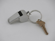 Coach Whistle Key Chain
