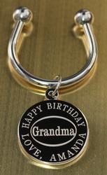 Grandma keychain.