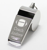 Football Whistle | PW3 the Perfect engraved Whistle